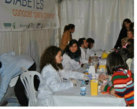 CARPA SANITARIOS. 2010